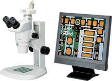 nikon-metrology-industrial-microscopes-stereo-trinocular-optical-head-SMZ745-745T