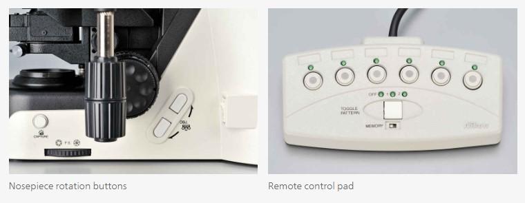 Nikon_Ci-E_motorised_magnification_switch